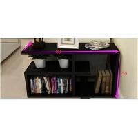 长方形边柜客厅角几沙发边几简约型书架书柜墙角置物架小茶几