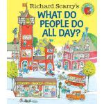 【预订】Richard Scarry's What Do People Do All Day?