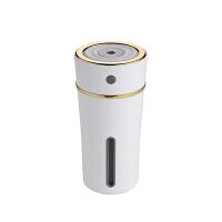 加湿器 迷你 电池版随心杯加湿器便携式户外加湿器大容量usb加湿器