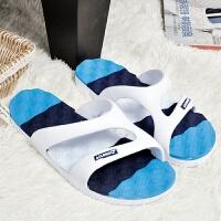浴室拖鞋男女家居拖鞋女夏居家地板防滑情侣室内软塑料夏天凉拖鞋