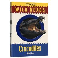 鳄鱼 英文原版 Crocodiles 牛津野生动物科普读物 Wild Reads 系列丛书 英文版原版 正版进口英语童