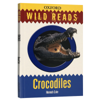 鳄鱼 英文原版 Crocodiles 牛津野生动物科普读物 Wild Reads 系列丛书 英文版原版 正版进口英语童书