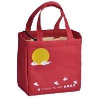 日式多功能提手保温便当包便当袋 饭盒饭袋 妈咪包