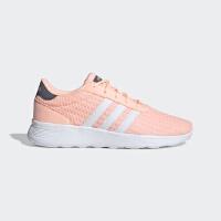 adidas neo阿迪休闲2019新款女子潮流条纹网面透气跑步休闲鞋G54536