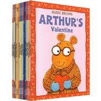 Arthur's 英文原版 亚瑟小子系列16册合售 儿童绘本图画书 Eyes/Pet Business/Christm