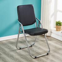 20181025184710317简易凳子靠背椅家用可折叠椅办公椅/会议椅电脑椅座椅培训椅/椅子
