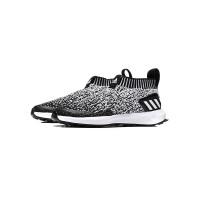 adidas阿迪达斯童跑步鞋小童一脚蹬休闲运动鞋D97544