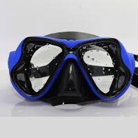 大框泳镜防雾防水游泳眼镜护鼻子浮潜面罩鼻游泳镜面镜新品