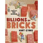 【预订】Billions of Bricks: A Counting Book about Building