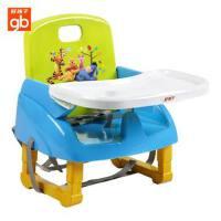 goodbaby好孩子儿童餐椅 婴儿餐桌椅 宝宝增高座椅便携可折叠ZG20