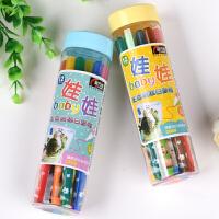 金万年白板笔儿童绘画画笔套装笔彩色8色可擦水性画板笔G-0627 12色套装
