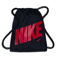 Nike 耐克 BA5262 儿童健身包 抽绳束口休闲运动背包 健身收纳鞋包 NIKE GRAPHIC