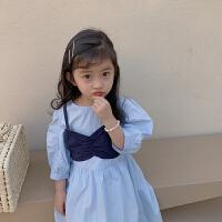 女童裙子夏装儿童装春秋款小女孩公主裙宝宝连衣裙夏