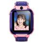 小天才儿童电话手表Z5q 360度防水GPS定位智能手表手环 学生儿童移动联通电信4G视频拍照手表手机男女孩