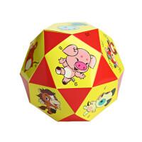 儿童科学小制作玩具小学生科学实验器材科技小发明自制多边角球