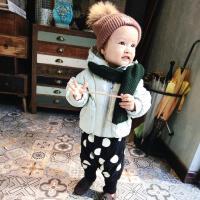 20直播婴幼儿童装宝宝连帽羽绒服面包服风衣外套上衣百搭款冬季