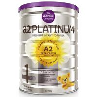 2.澳洲 platinum白金版酪蛋白儿童奶粉 婴儿奶粉 婴幼儿奶粉新西兰原装 1段(0-6月)900g