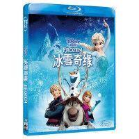 正版高清蓝光电影碟片 冰雪奇缘 BD50动画光盘光碟国语/英语1080p