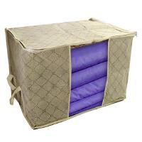卡秀竹炭收纳--可视棉被衣物收纳袋(大号)A4115