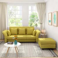 简约现代布艺沙发宜家家居小户型客厅多功能沙发旗舰家具店