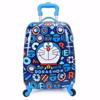 定制儿童拉杆箱16寸18寸卡通潮行李箱万向轮大容量男孩女童旅行箱