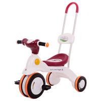 儿童三轮车脚踏车童车宝宝骑行车外出车大号简易轻便手推车溜娃