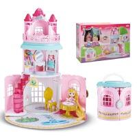 芭比娃娃套装超大礼盒别墅城堡梦想豪宅女孩公主单个儿童玩具