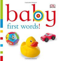 First Words!(Chunky Baby) by DK 我的第一本词汇书 ISBN9781409366249