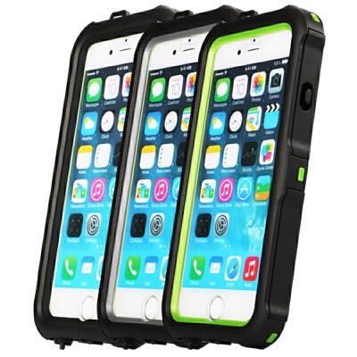iphone6三防手机壳  防水保护壳硅胶套苹果4.7寸 苹果手机套 品质保证 售后无忧 支持货到付款