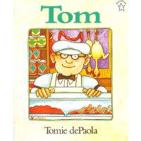 Tom汤姆(Tomie dePaola绘本)ISBN9780698114487