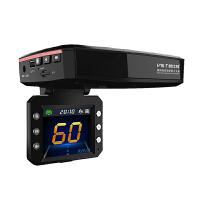 车载高清1080P三合一行车记录仪电子狗高清夜视固定流动