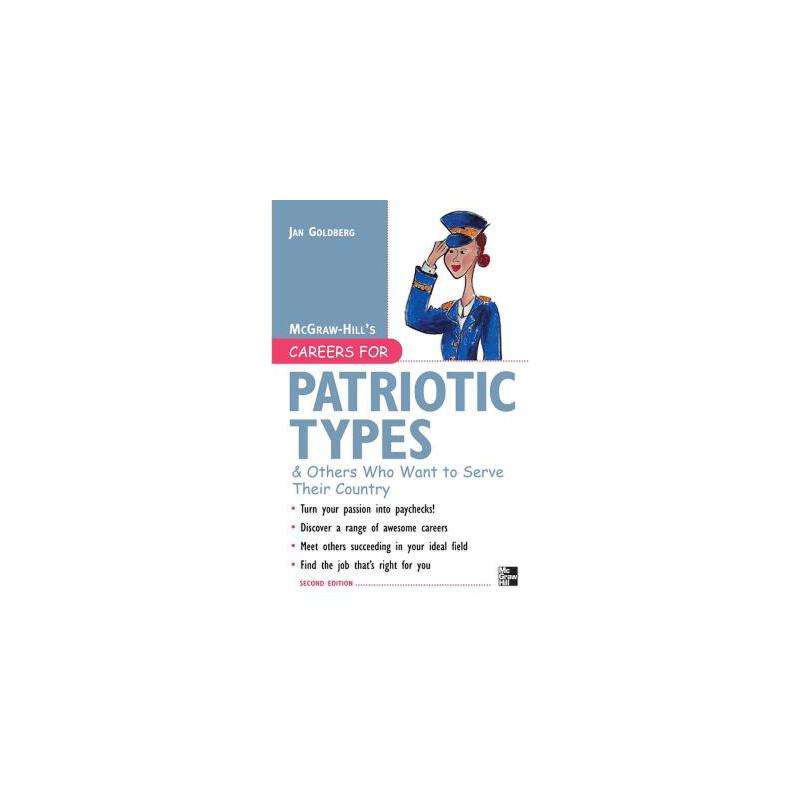 【预订】Careers for Patriotic Types & Others Who Want to Serve Their Country 预订商品,需要1-3个月发货,非质量问题不接受退换货。