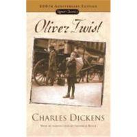 雾都孤儿英文原版小说 英文版 Oliver Twist 英文原版书 经典名著 查尔斯狄更斯 世界名著经典