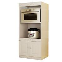 欧式餐边柜微波炉柜烤箱贵柜子简易碗柜厨房柜橱柜收纳柜茶水柜