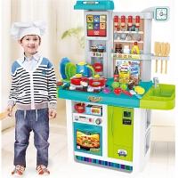 男孩宝宝女孩童儿童厨房玩具仿真娃娃家幼儿园做饭过家家套装