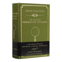 夏洛克福尔摩斯探案全集The Complete Sherlock Holmes 英文原版侦探小说 华研原版