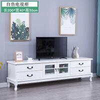 电视柜实木简约现代小户型客厅储物柜整装1.2米中式卧室电视机柜 整装