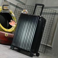 时尚万向轮拉杆箱女20密码箱男24寸小清新行李箱大学生可爱皮箱子