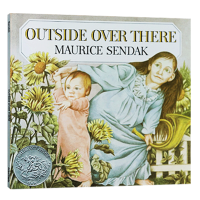 现货正版 在那遥远的地方 英文原版绘本 Outside Over There 凯迪克银奖 Maurice Sendak