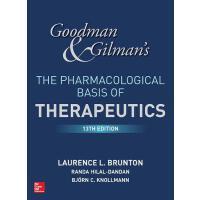 【预订】Goodman and Gilman's the Pharmacological Basis of Thera