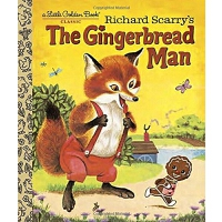 Richard Scarry's The Gingerbread Man 姜饼人