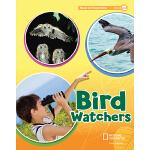 NGL美国国家地理学习Read on Your Own独立阅读系列 Grade 2 Bird Watchers 鸟类观