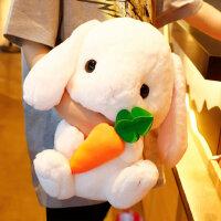 兔子毛绒玩具女生公仔可爱大娃娃礼物床上睡觉抱枕小玩偶垂耳兔