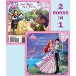Disney Princess: Ariel's Dolphin Adventure and Snow White's