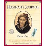 【预订】Hannah's Journal The Story of an Immigrant Girl