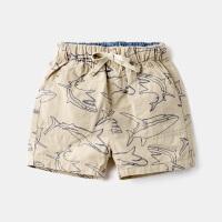 男童短裤沙滩裤儿童薄款中裤婴儿裤子哦宝宝休闲裤夏装小童装