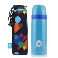 [当当自营]特百惠 糖果保温瓶(升级版) 350ML蓝色送杯套