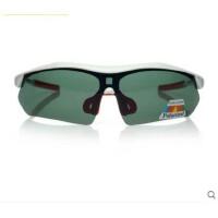 新款户外骑行眼镜 可配近视镜框 可拆卸镜腿 镜腿镜带两种风格