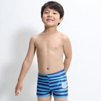 儿童泳裤男童游泳裤小童中大童小孩小男孩宝宝沙滩速干平角游泳衣