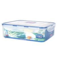 乐扣乐扣保鲜盒3.9L 塑料盒子 储物盒 密封型饭盒 HPL834